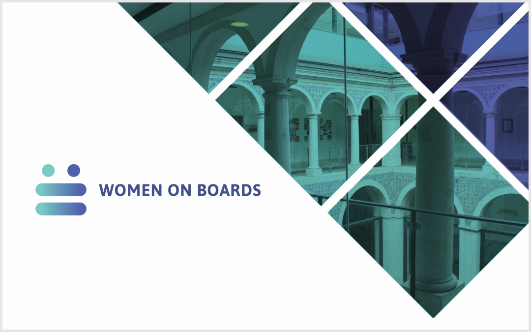 """Conferência """"Women on Boards"""""""